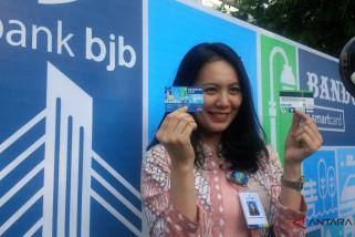 bank bjb luncurkan Bandung Smart Card