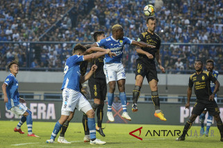 Persib taklukan Sriwijaya FC
