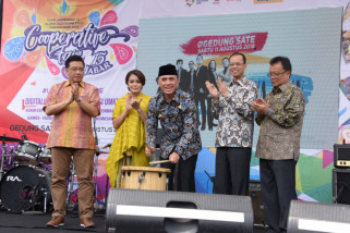 M Iriawan: Digitalisasi bantu KUMKM naik kelas