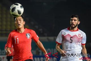 Korea Selatan bungkam Bahrain 6-0