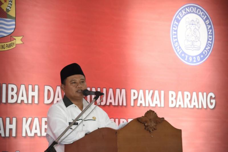 """UU Ruzhanul Ulum siap """"all out"""" menangkan Jokowi-Ma`ruf di Jabar"""
