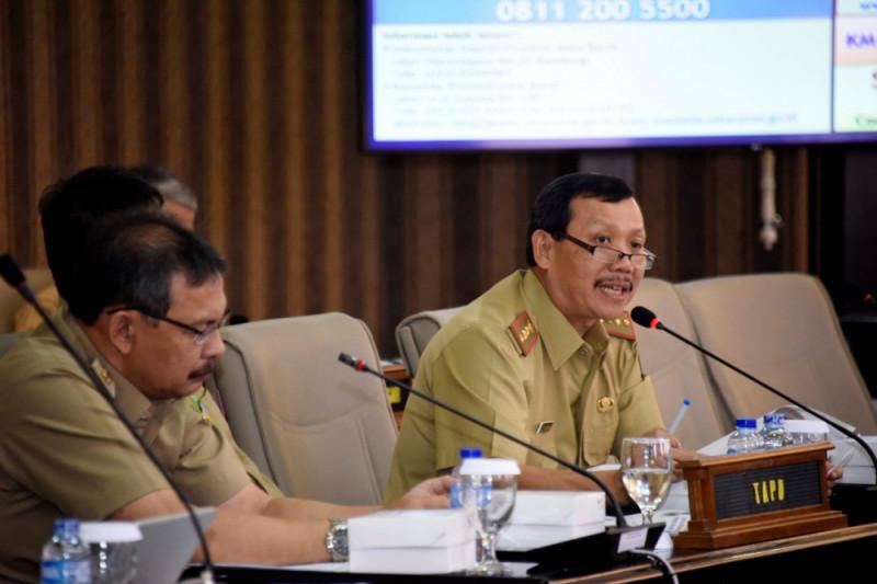 Sekda Jabar minta 16 kota/kabupaten segera ajukan RJMD