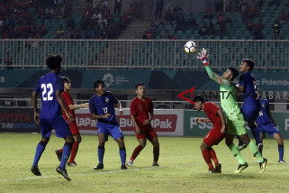 Indonesia U-19 VS Thailand U-19