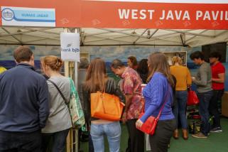 Kopi Jabar laris manis di Pekan Indonesia London