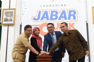 Respon cepat keluhan warga Ridwan Kamil luncurkan JabarQR