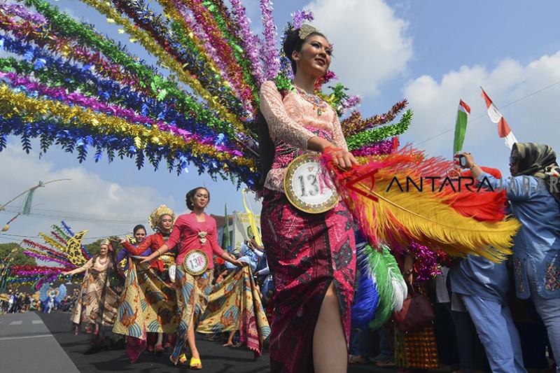 Heleran karnaval budaya