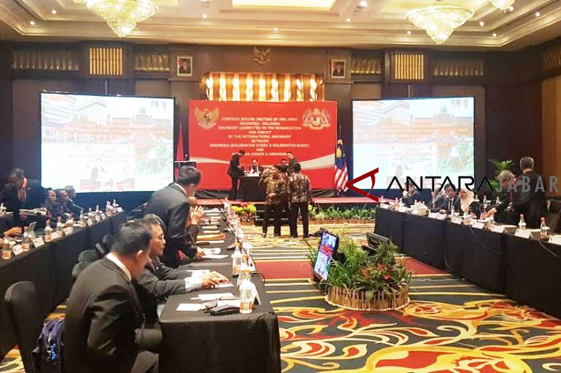 RI-Malaysia sepakati dua segmen perbatasan sektor timur