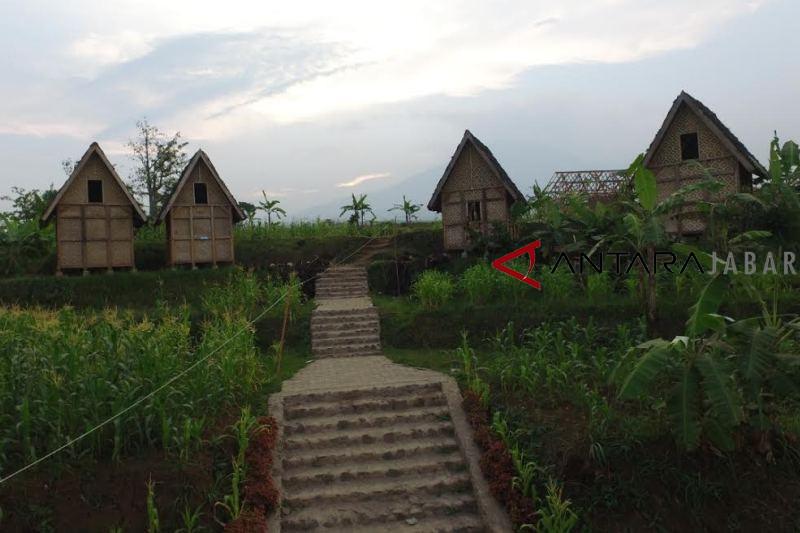 Kunjungan wisatawan ke kampung Pandanwangi meningkat, walau kecewa...