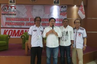 Tim targetkan Jokowi-KH Ma`ruf raih 60 persen suara di Jabar