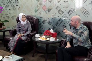 Kedubes Inggris kunjungi DPRD Jabar, ini yang dibahas