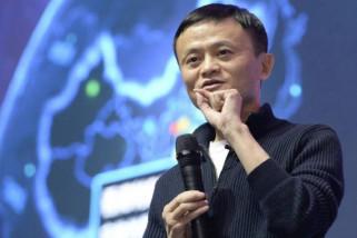 Jack Ma bantu bisnis kecil dengan akses internet