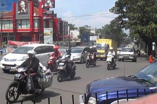 5 jalur lalu lintas di Bandung berubah