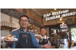 Di acara Ngopi Sarosna Ridwan Kamil akan nge-brew kopi Jabar