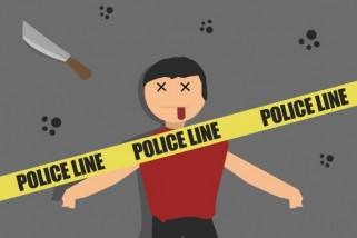 Tersangka pembunuh petani di Garut ditangkap polisi