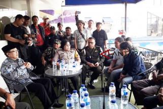 Puluhan pedagang Puncak sepakat pindah ke pasar Cipanas Indah