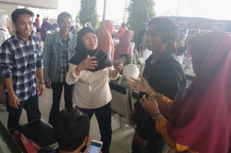 15 tahun ditahan majikan Arab Saudi, TKW akhirnya pulang ke Indramayu