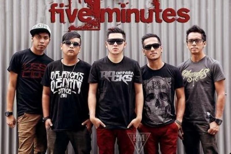 Band Five Minutes bakal meriahkan event KAI