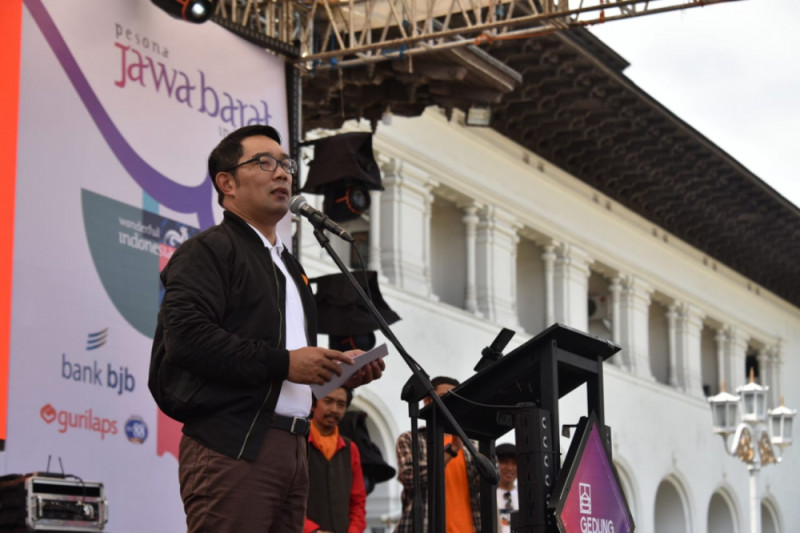 Terkait polemik Sekda Kota Bandung, Ridwan Kamil sarankan Oded laksanakan perintah Kemendagri