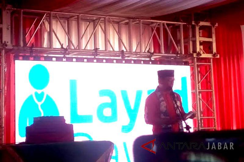 Gubernur Jabar luncurkan program layad rawat di Cirebon