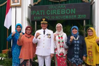 Dicky Saromi dilantik jadi Pj Bupati Cirebon
