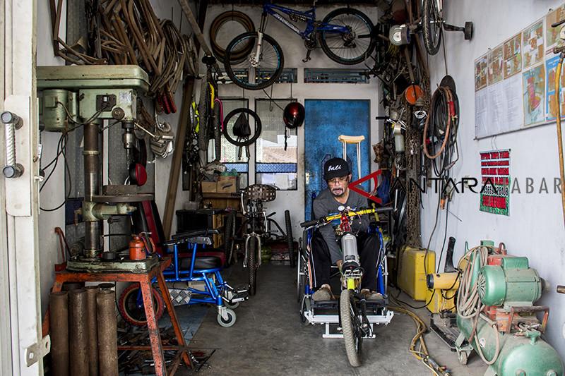 Motor untuk penyandang disabilitas