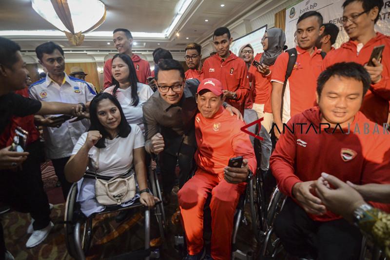 Penghargaan untuk atlet Jawa Barat