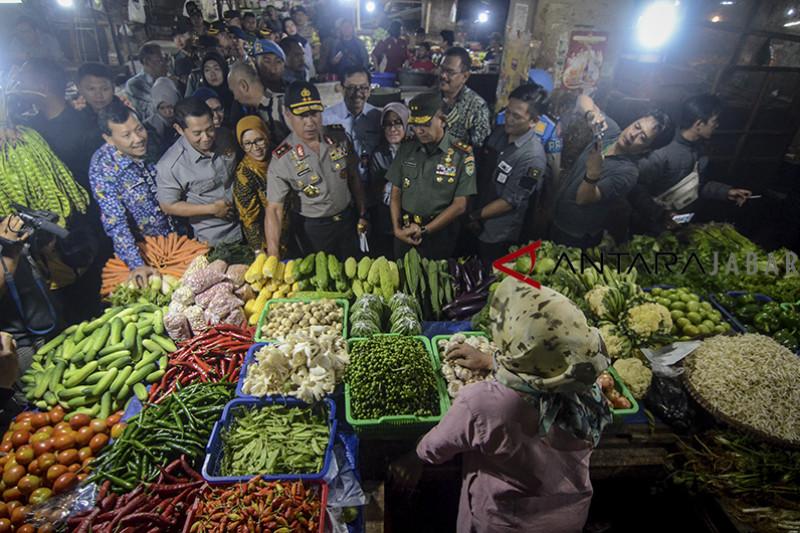 Sidak harga pangan