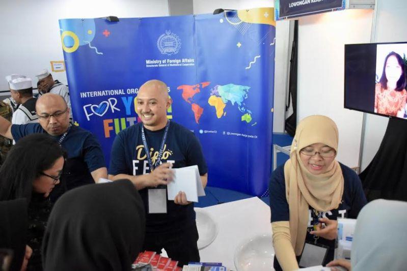 Diplomasi sapa masyarakat Bandung melalui DiploFest