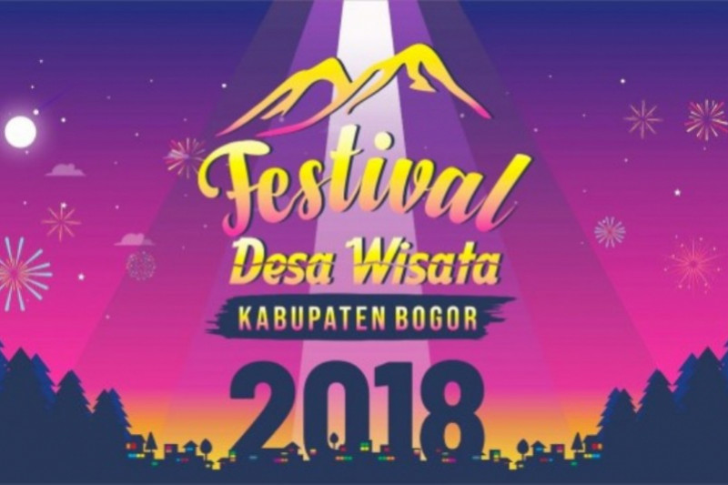 Festival Desa Wisata Kabupaten Bogor diikuti 25 desa
