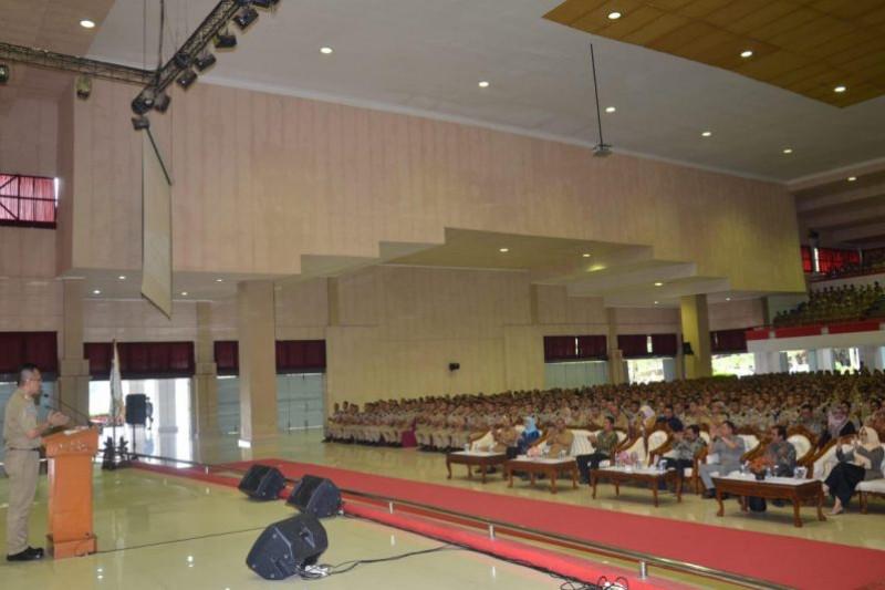 DPR beri pemahaman kebangsaan kepada Praja IPDN sebelum cuti