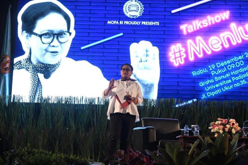 Menlu: Bandung harus jadi tempat budaya toleransi dan perdamaian