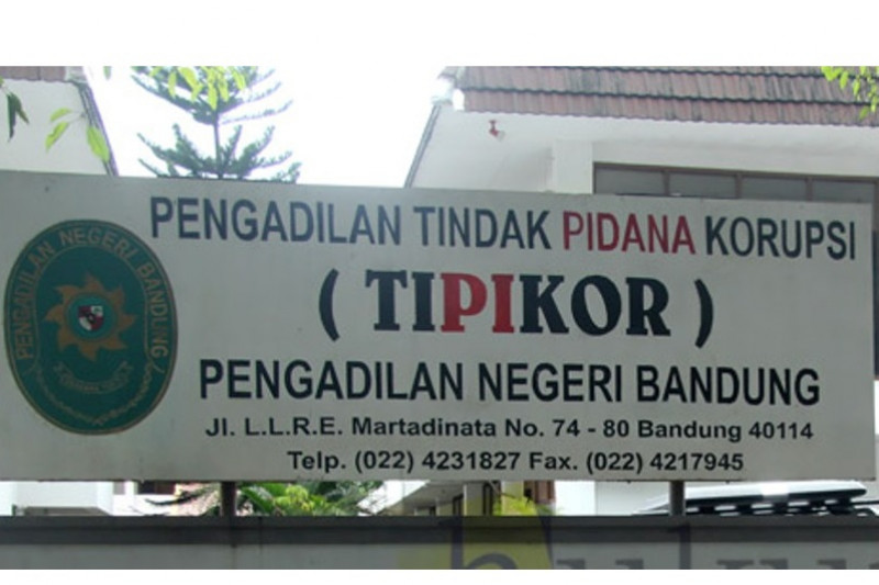 Sidang 4 terdakwa kasus Meikarta di Pengadilan Tipikor Bandung