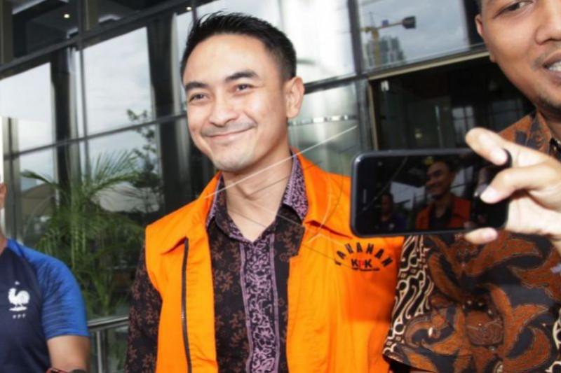 Zumi Zola dieksekusi KPK ke Lapas Sukamiskin Bandung