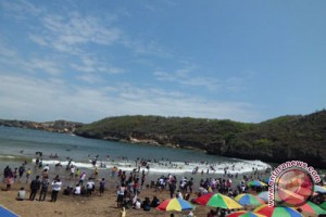Kawasan Pantai Krakal Gunung Kidul akan dirombak
