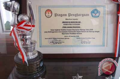 Contoh Piagam Penghargaan Siswa Berprestasi
