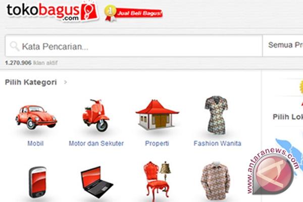 Laman tokobagus.com (credit: tokobagus.com)
