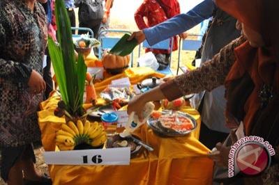 Pemerintah Kabupaten Gunung Kidul menggelar lomba menu masakan lokal