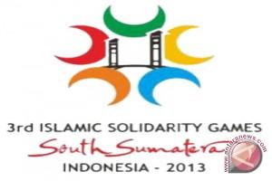 Klasemen akhir perolehan medali ISG Palembang
