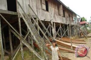 Murung Raya kembangkan wisata rumah adat Dayak