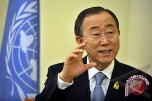 PBB: Masyarakat Internasional Harus Hentikan Konflik Suriah