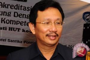 Wagub Kalbar Pimpin Ziarah Makam Pahlawan