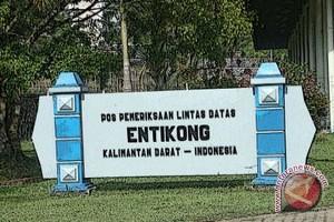 Satgas Pamtas Kembali Gagalkan Penyelundupan 2 Kilogram Sabu di Entikong