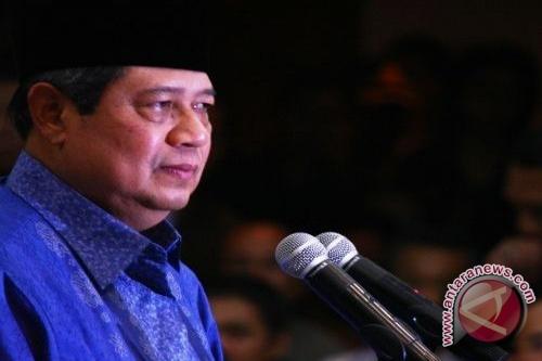Presiden Saksikan Pengambilan Sumpah Hakim Konstitusi