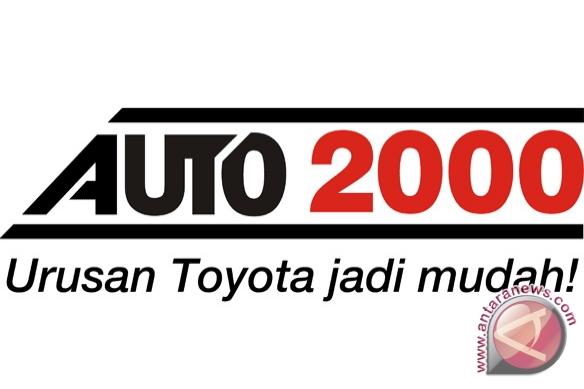 Auto 2000 Kontribusi 80 Persen Penjualan Toyota
