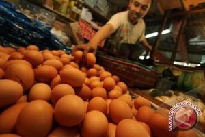 Sintang Siap 5 Ton Telur Untuk Operasi Pasar
