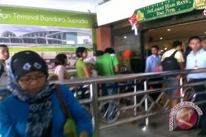 Pengelola Bandara Supadio Imbau Penumpang Antisipasi Macet di Jalan