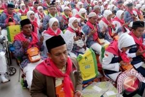 Wabup Jemput Jamaah Haji Sintang ke Batam
