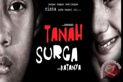 """Film """"Tanah Surga...katanya"""", meraih predikat film terbaik di FFI 2012 ..."""