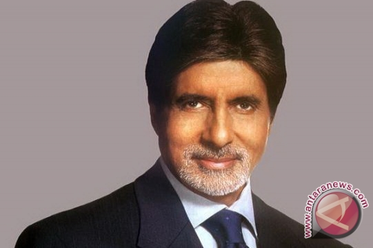 Mega bintang film Bollywood, Amitabh Bachchan. (khaama.com)