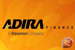 Pertumbuhan Kredit PT Adira Finance Lemah
